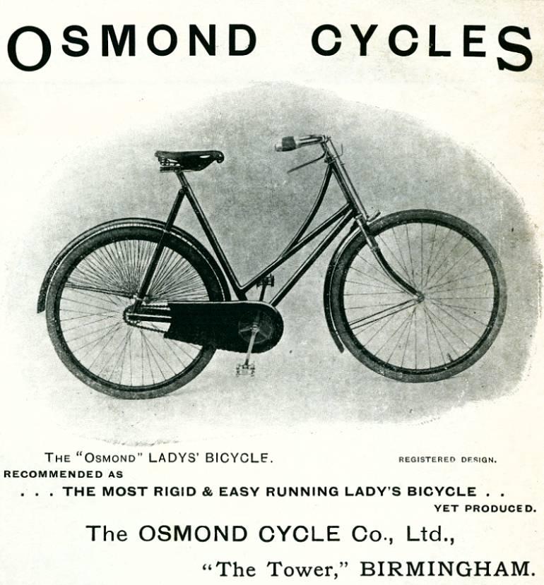 Osmond Cycles