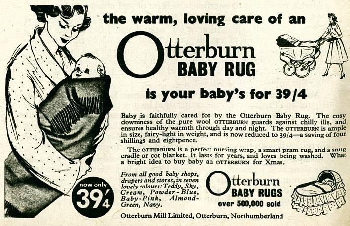 Otterburn Baby Rug