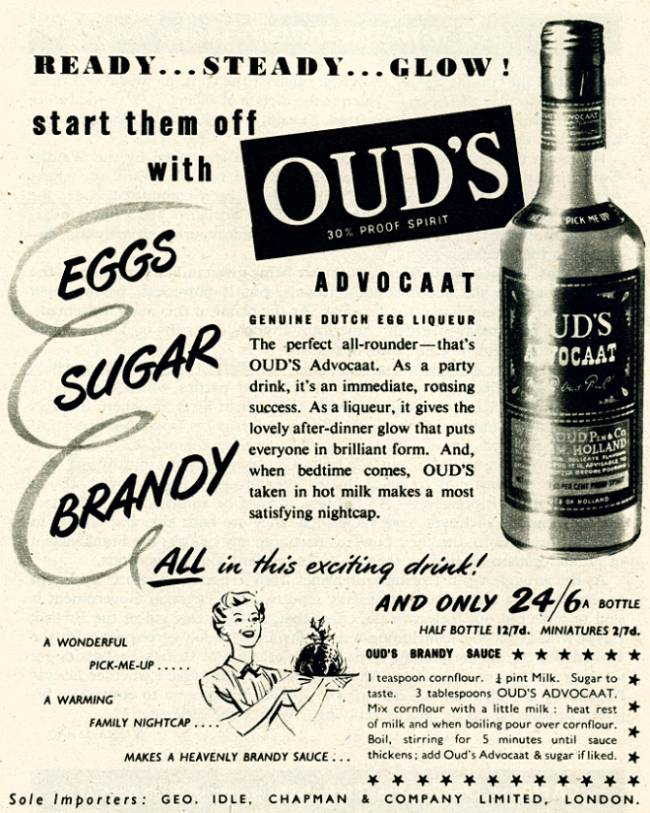Oud's Advocat
