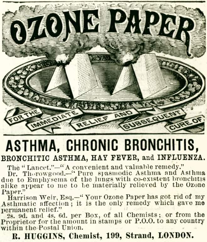 Ozone Paper