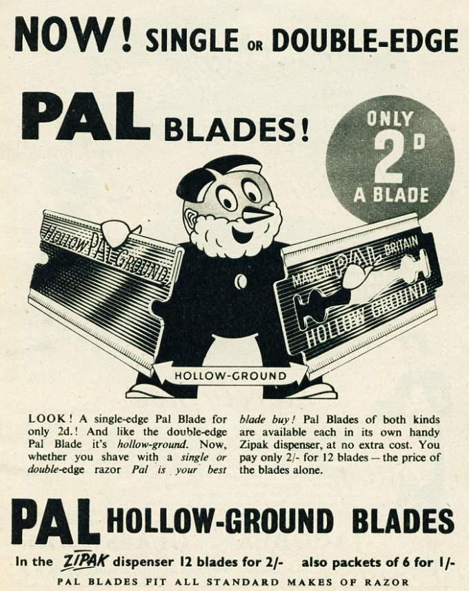 PAL Blades