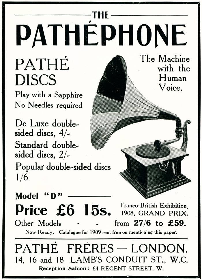 Pathephone