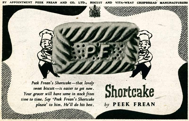 Peak Frean's Shortcake