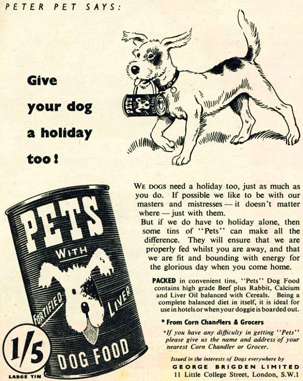 Pets Dog Food