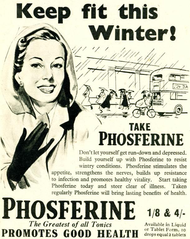 Phosferine