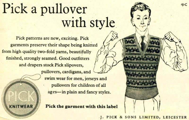 Pick Knitwear
