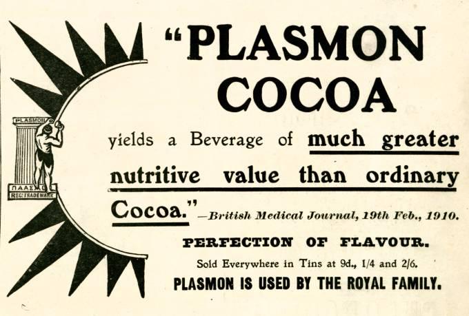 Plasmon Cocoa