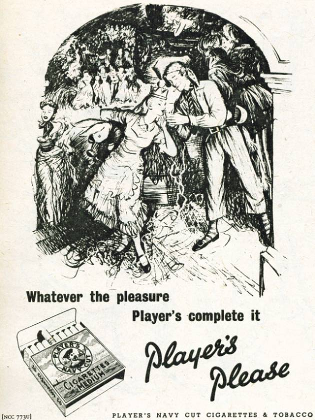 Players Navy Cut Cigarettes