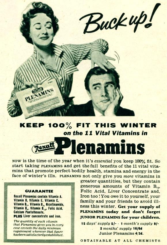 Plenamins