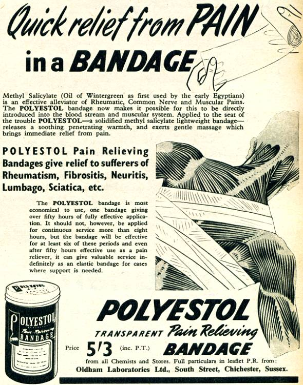 Polyestol Bandages