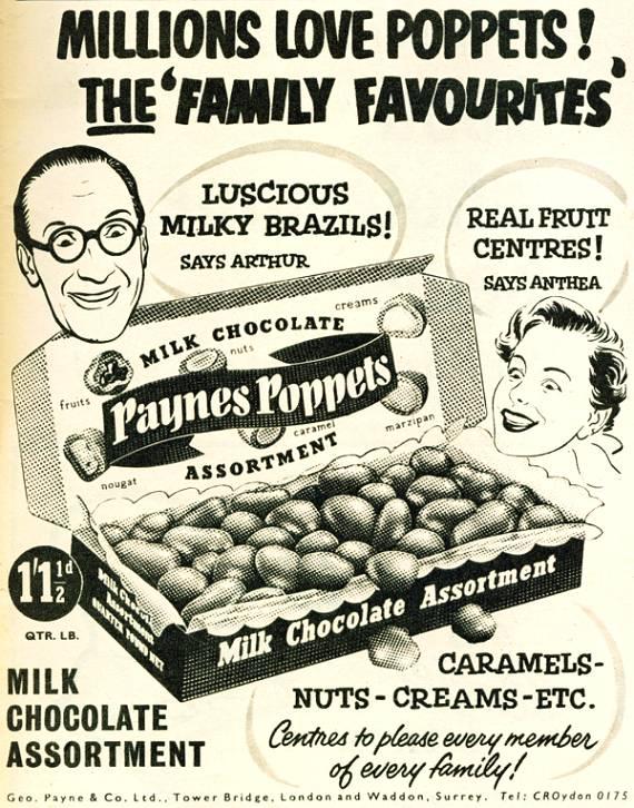 Payne's Poppets