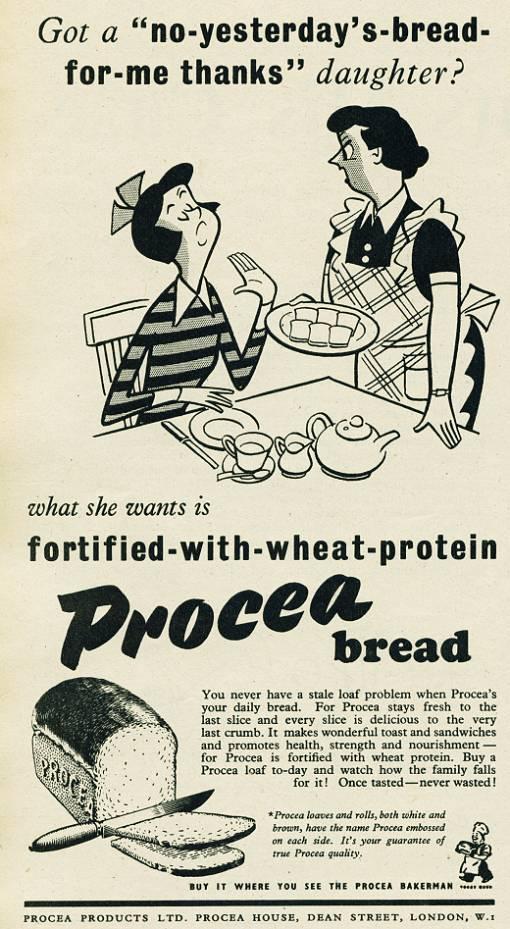 Procea Bread