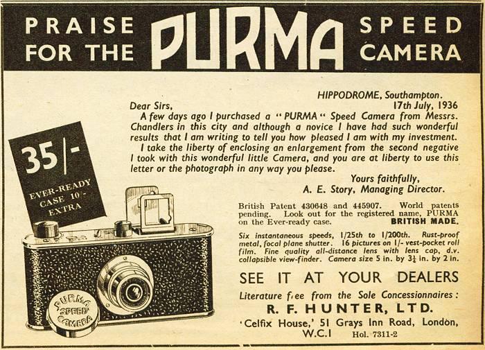Purma Speed Camera