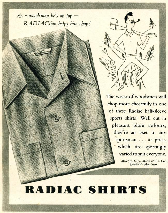 Radiac Shirts