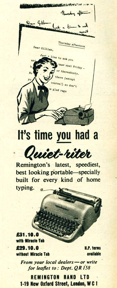Remington Rand Ltd