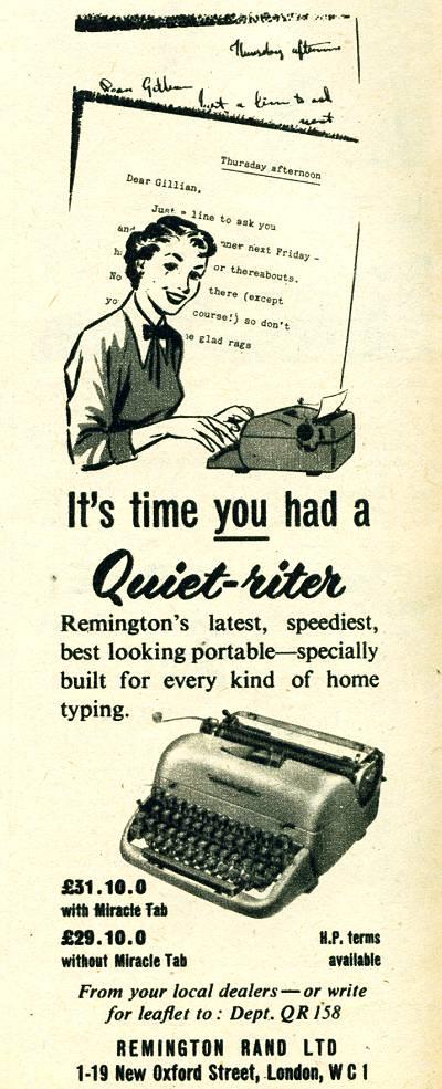 Remington Rand Ltd
