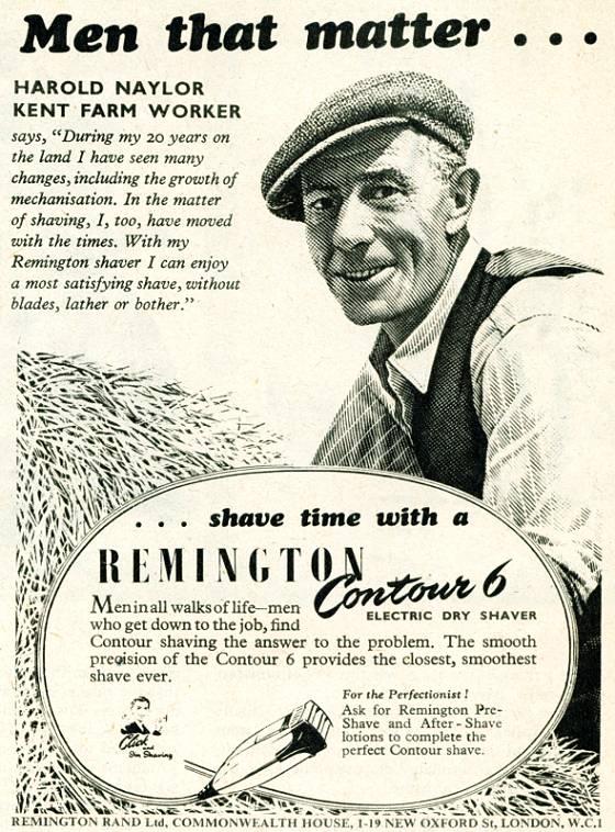 Remington Countour 6