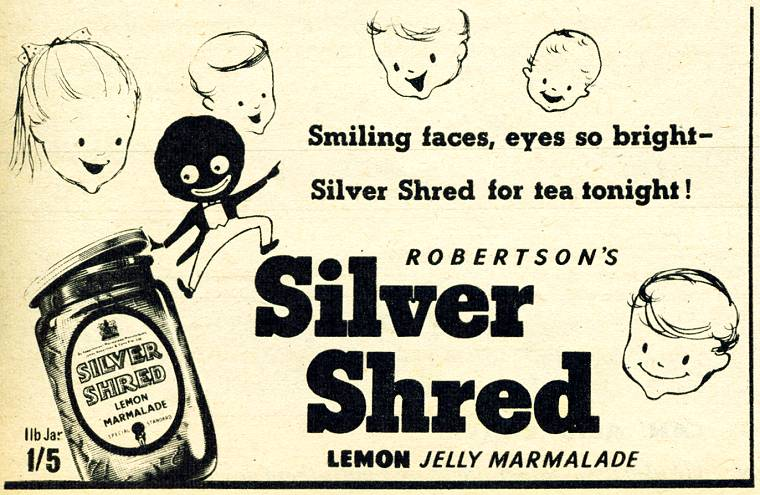 Robertson's Silver Shred