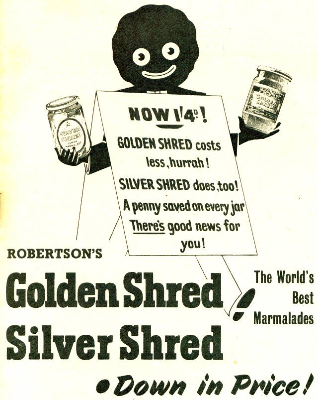 Robertson's Golden / Silver Shred