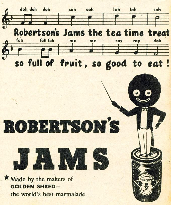 Robertson's Jams