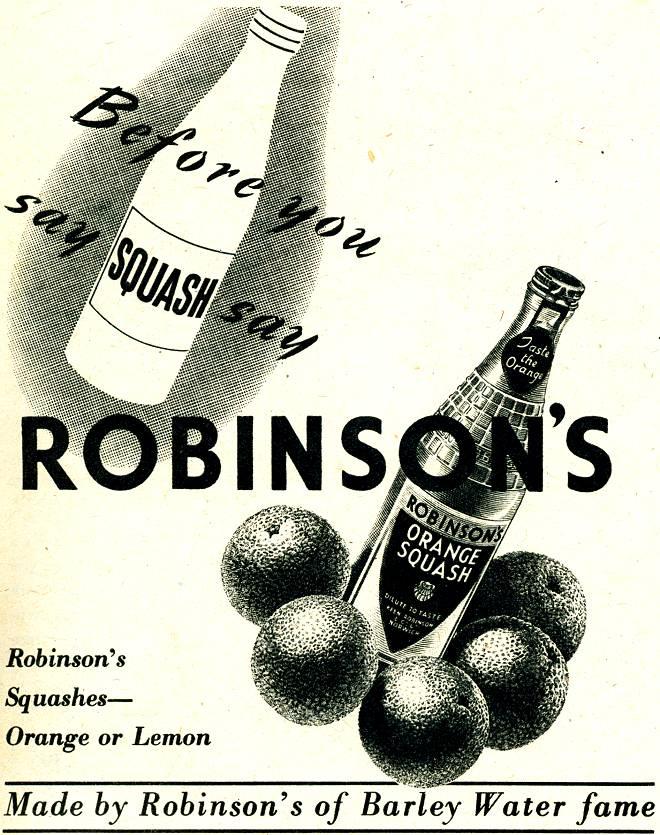 Robinson's Barley