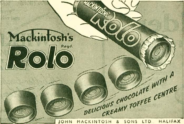 Mackintosh's Rolo