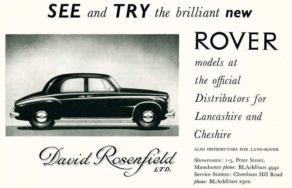 David Rosenfield Ltd