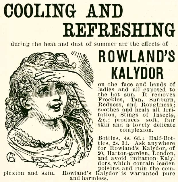 Rowland's Kalydor