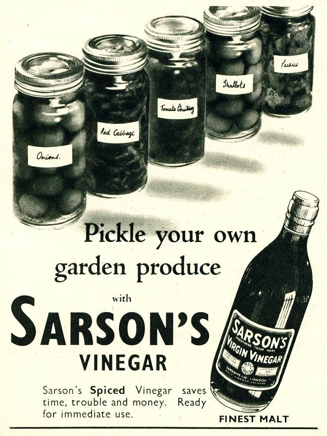 Sarson's Vinegar