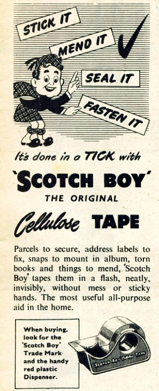 Scotch Boy Tape
