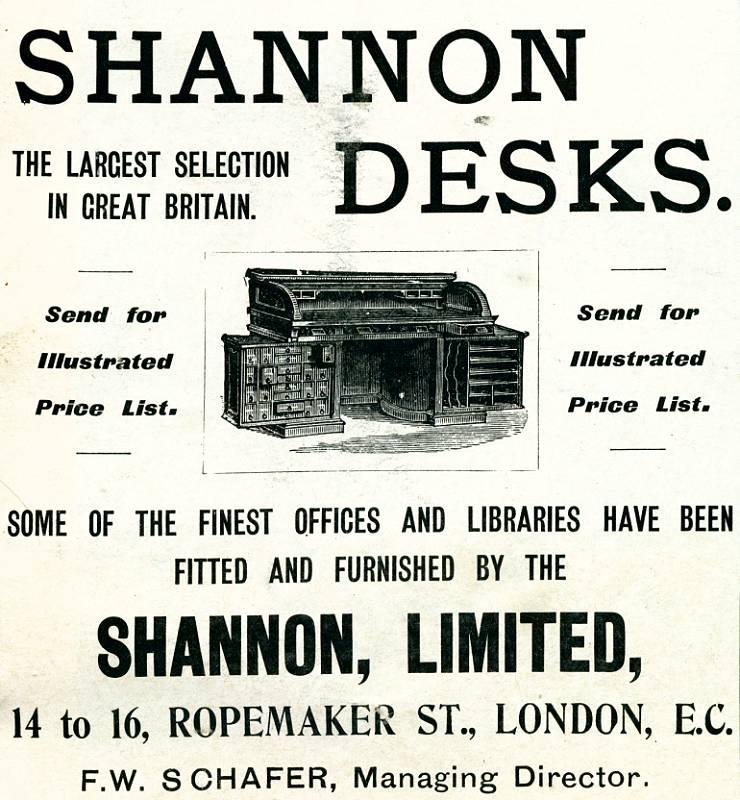 Shannon Desks
