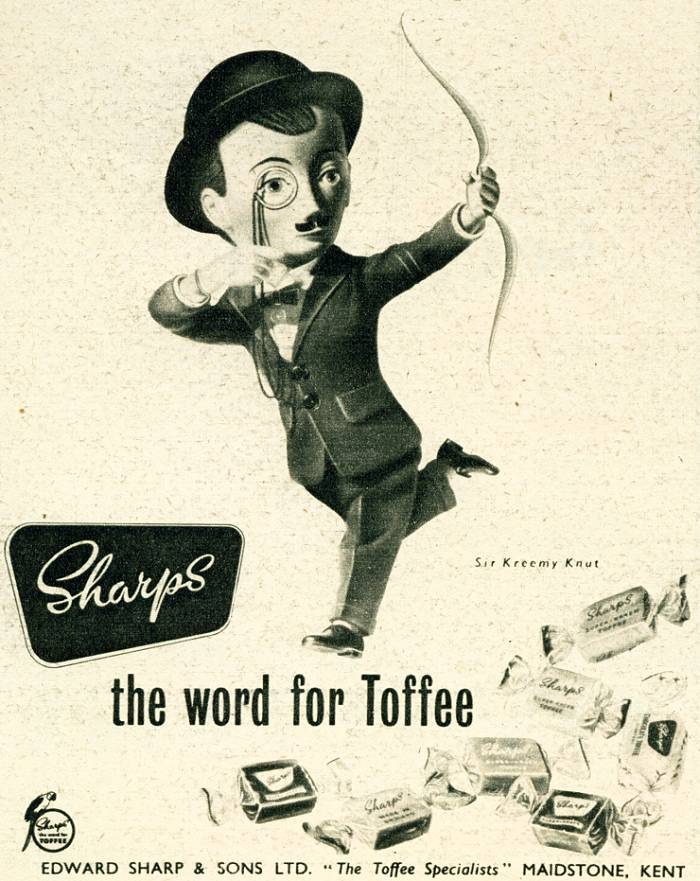 Sharps Toffee