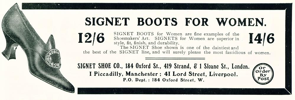 Signet Shoe Co.