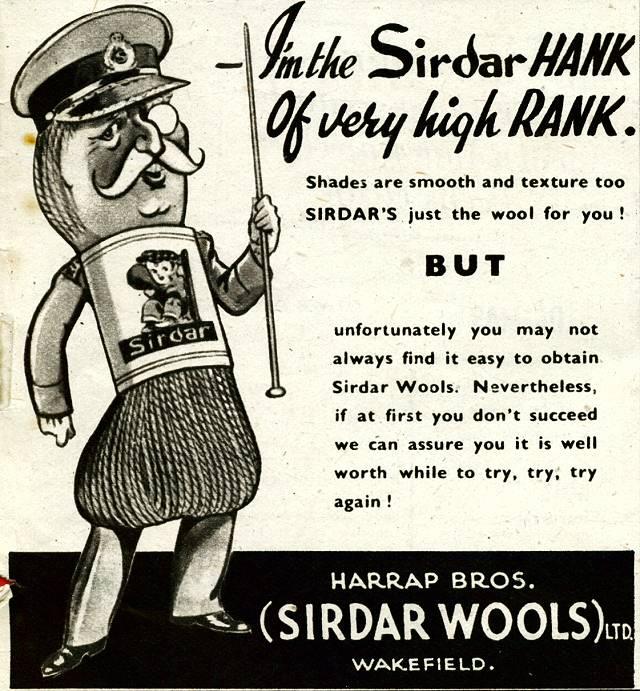 Sirdar Wools