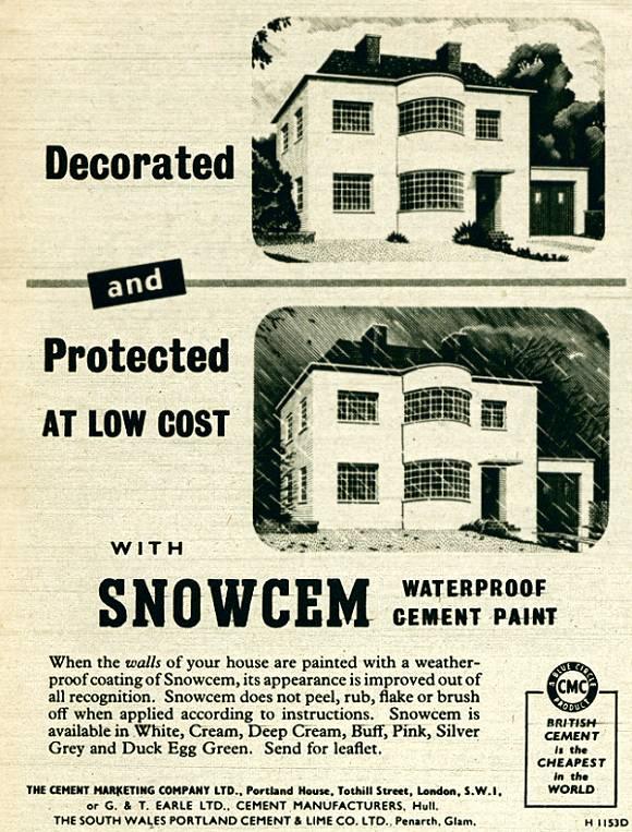 Snowcem
