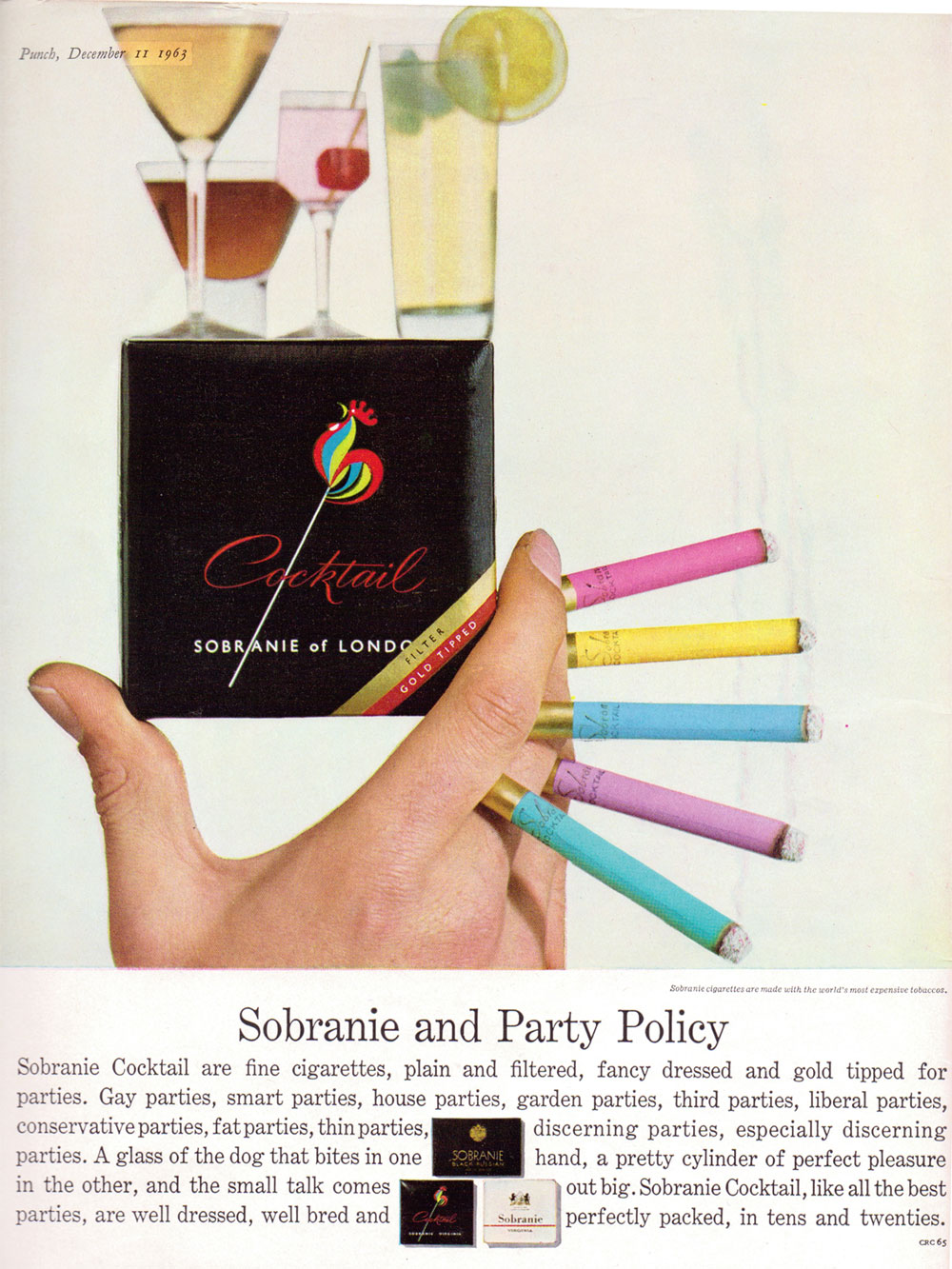 Sobranie of London