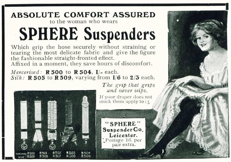 Sphere Suspenders