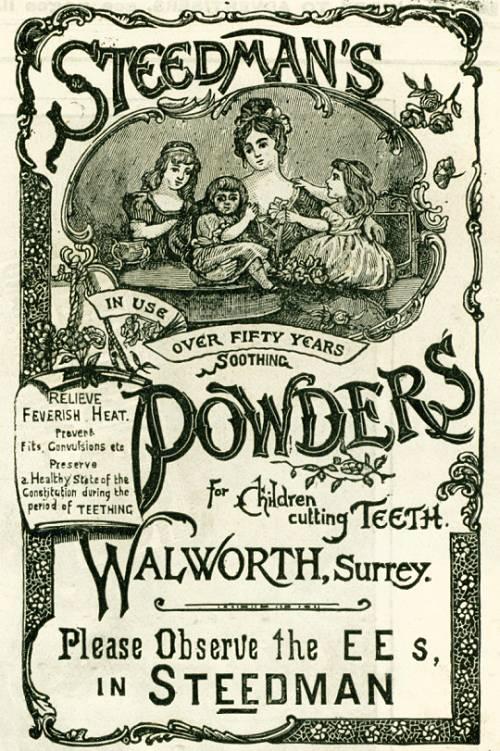 Steedman's Powders