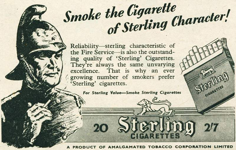 Sterling Cigarettes