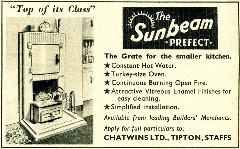 Sunbeam Prefect