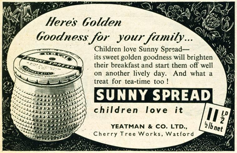 Sunny Spread