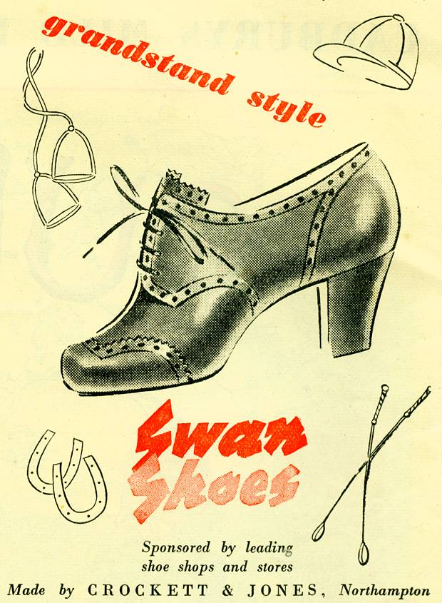 Swan Shoes