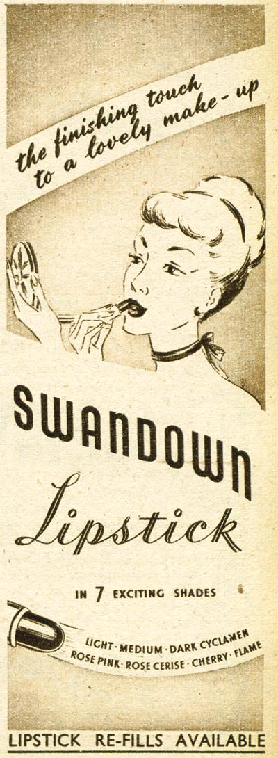 Swandown Lipstick