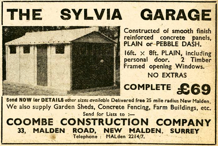 Sylvia Garage