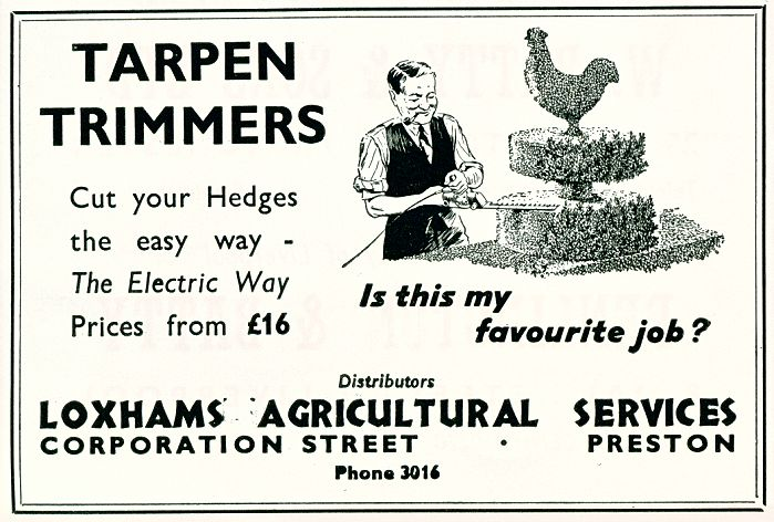Tarpen Trimmers