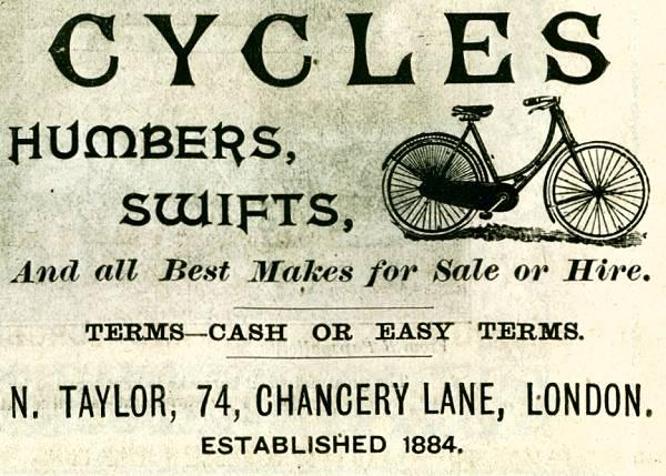 N. Taylor Cycles