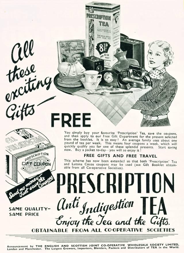 Prescription Tea