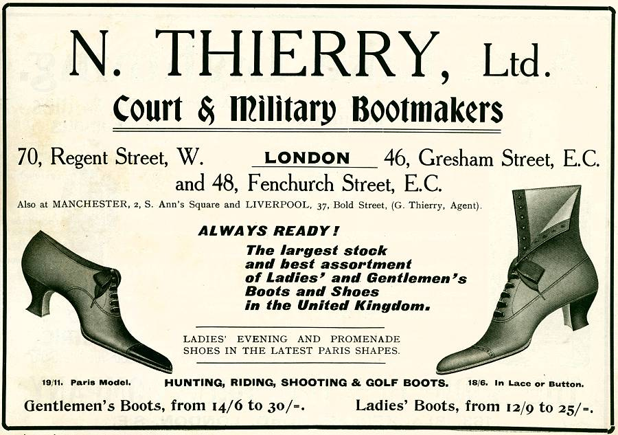 N. Thierry, Ltd.