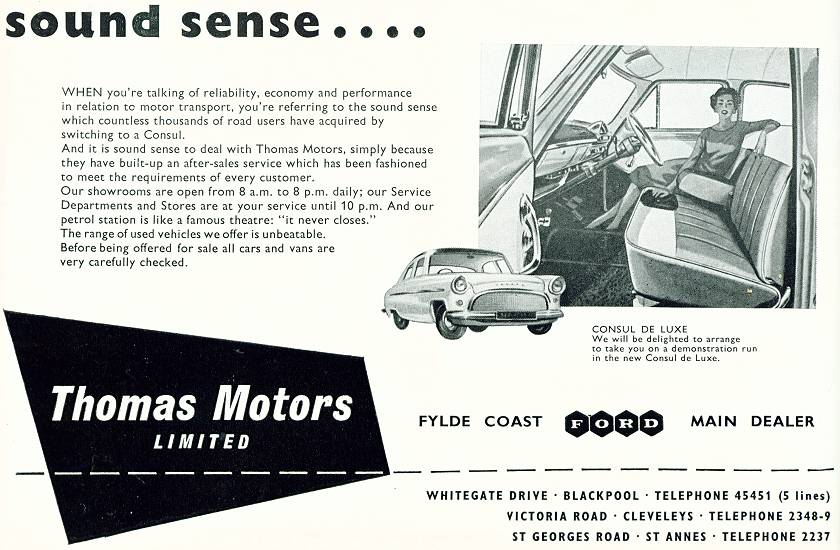 Thomas Motors Limited
