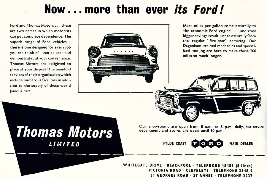 Thomas Motors Limited